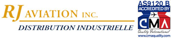 RJ Aviation Aircraft and Industrial Maintenance Materials RJ Aviation Inc Logo
